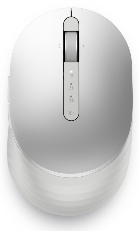 Dell Premier Rechargeable Wireless Mouse MS7421W Platinum Silver