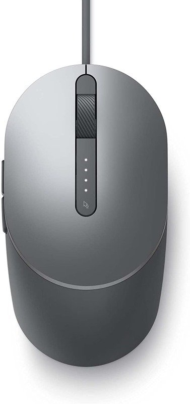 Dell Laser Wired Mouse MS3220 Titan Grey