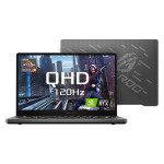 £1699.98, ASUS ROG Zephyrus G14 Ryzen 9 32GB 1TB SSD RTX 3060 14inch QHD Win10 Home Gaming Laptop, AMD Ryzen 9 5900HS 3.1GHz, 32GB RAM + 1TB SSD, NVIDIA GeForce RTX 3060 6GB, 14inch QHD Display 120Hz, Windows 10 Home,