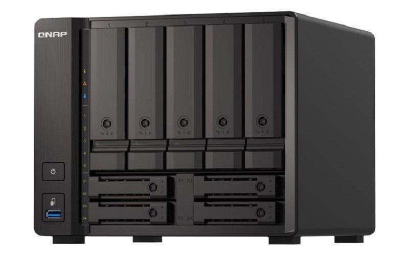 QNAP TS-h973AX-8G - 9 Bay Desktop NAS Enclosure
