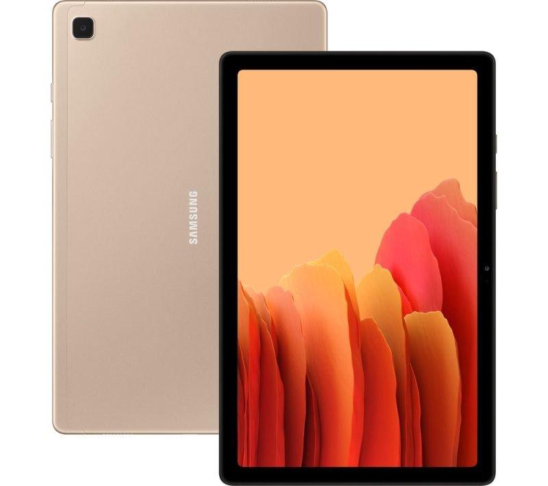 """EXDISPLAY Samsung Galaxy Tab A7 10.4"""" 32GB Tablet - Gold"""