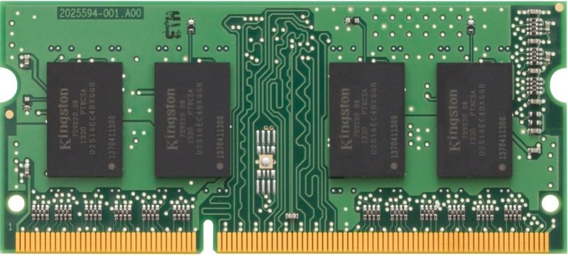 Kingston 8GB (1x 8GB) 3200MHz DDR4 RAM