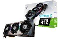 MSI GeForce RTX 3070 Ti SUPRIM X 8GB Ampere Graphics Card