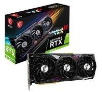 MSI GeForce RTX 3070 Ti 8GB GAMING X TRIO Ampere Graphics Card