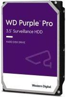 """WD 8TB Purple Pro Surveillance Hard Drive - 3.5"""" SATA 6GB/s"""