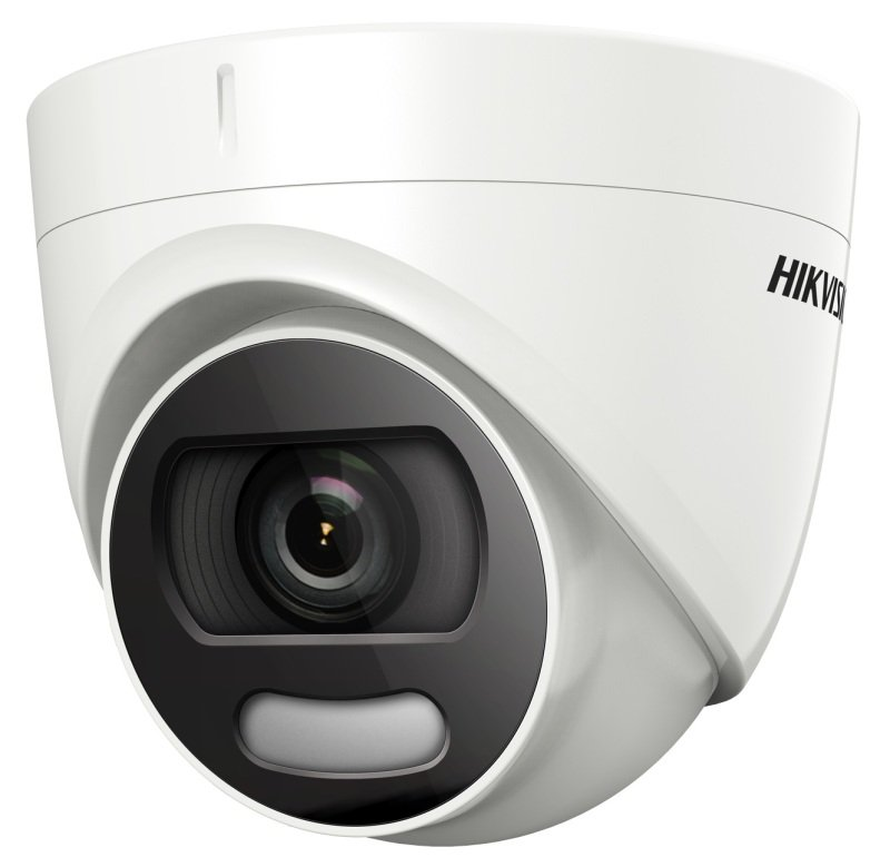 Hikvision DS-2CE72HFT-E(2.8MM)  5 MP ColorVu PoC Fixed Turret Camera