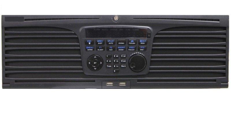 Hikvision Ultra Series DS-9664NI-i16 64 Channel 3U 4K NVR