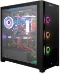 £4999.95, AlphaSync RTX 3090 AMD Ryzen 9 64GB RAM 2TB SSD Custom Watercooled Gaming Desktop PC, AMD Ryzen 9 5950X 3.4GHz, 64GB RAM, 2TB 980 PRO M.2, 2TB 970 PLUS M.2 SSD, Asus ROG Strix NVIDIA GeForce RTX 3090, WiFi, Windows 10 Home, 3 Year Warranty (1yr parts 3yr labour),
