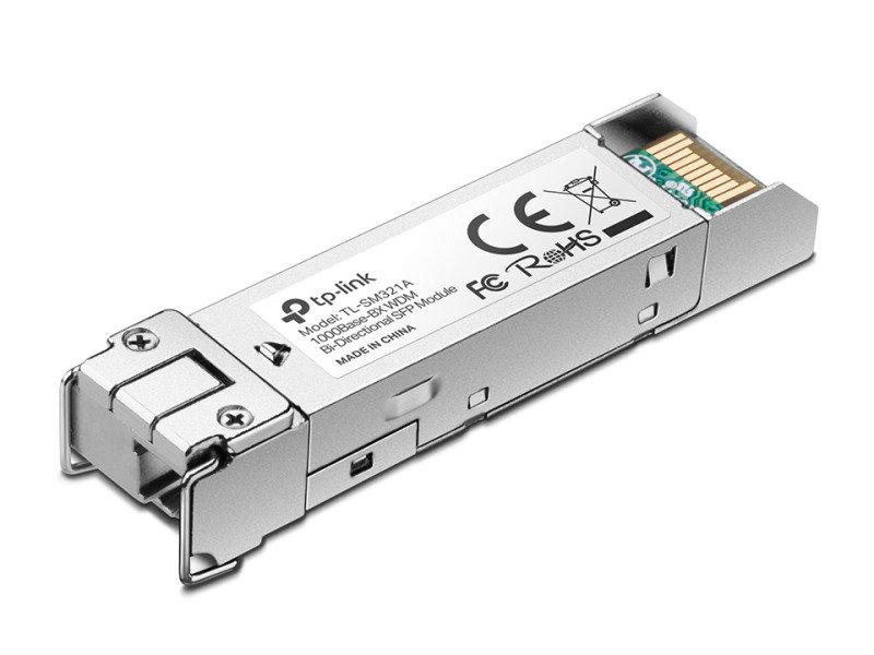 EXDISPLAY TP-Link TL-SM321A - V2 - SFP (mini-GBIC) Transceiver Module - GigE