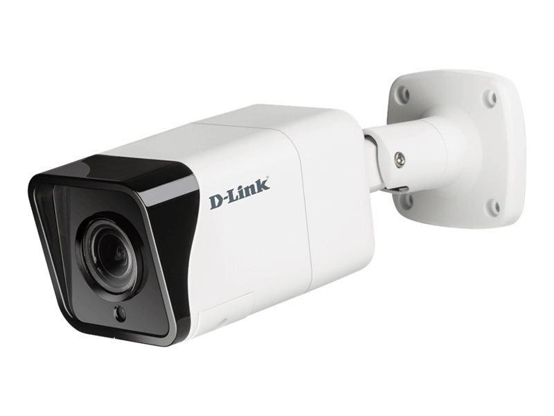 D-Link DCS 4718E - Network Surveillance Camera - Bullet - Outdoor/Weatherproof