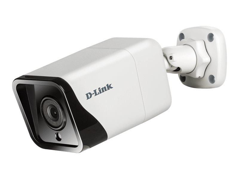 D-Link DCS 4714E - Network Surveillance Camera - Bullet - Outdoor/Weatherpoof