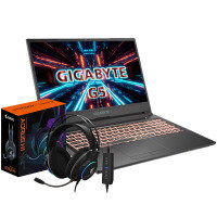 "Gigabyte G5 Intel Core i5 16GB 512GB SSD RTX 3060 15.6"" FHD 144Hz Win10 Home Gaming Laptop"