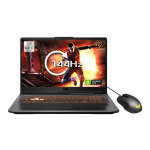 £939.99, ASUS TUF Gaming F17 Core i5 16GB 512GB SSD GTX 1650 Ti 17.3inch FHD Win10 Home Gaming Laptop - Ships with TUF Gaming Mouse M5, Intel Core i5 10300H 2.5GHz, 16GB RAM + 512GB SSD, 17.3inch FHD Display 144Hz, NVIDIA GeForce GTX 1650 Ti 4GB GDDR6, Windows 10 Home,