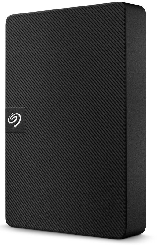 Seagate Expansion portable 5TB External Hard Drive HDD - 2.5 Inch USB 3.0, for Mac and PC with Rescue Services (STKM5000400)