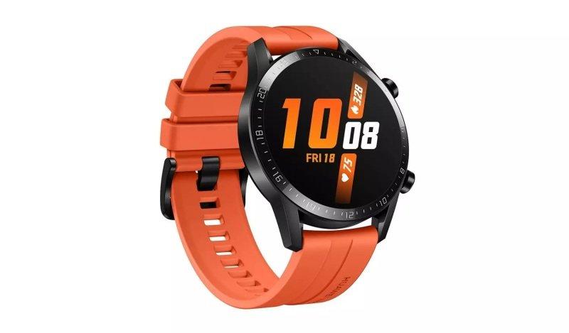 HUAWEI GT 2 Sport Watch - Sport Orange