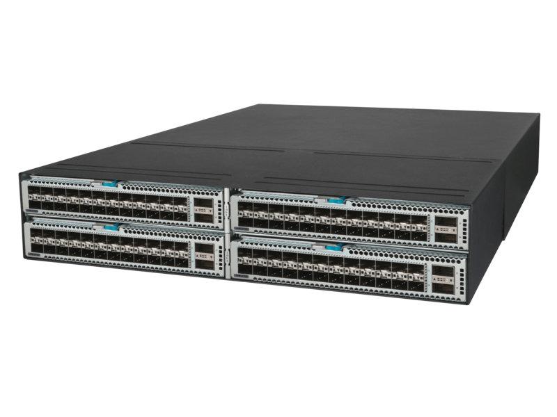 HPE FlexFabric 5945 4-slot - Switch - 96 Ports - Managed - Rack-mountable