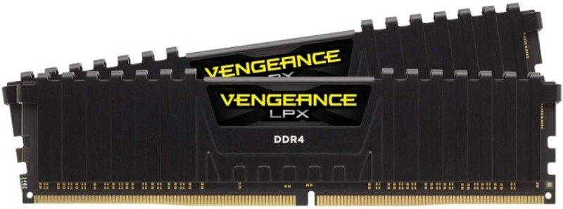 Corsair Vengeance LPX Black 32GB 3600MHz 2x16GB DDR4 Memory Kit