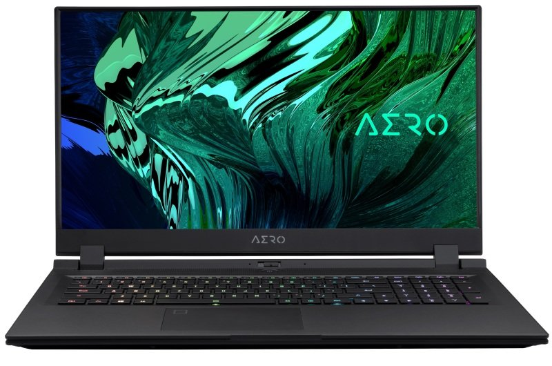 "Image of Gigabyte AERO 17 HDR Core i7 32GB 1TB RTX 3070 17.3"" 4K Win10 Pro Creator Laptop"