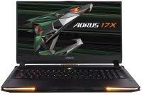 "Gigabyte AORUS 17X Core i9 64GB 1TB + 512GB SSD RTX 3080 17.3"" Win10 Pro Gaming Laptop"