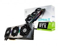 MSI GeForce RTX 3070 SUPRIM X 8GB LHR Graphics Card