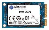 Kingston KC600 256GB mSATA SATA III SSD