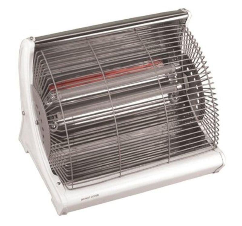 Heat and Light HL02 Radiant 2 Bar Heater 16001800W