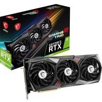 MSI GeForce RTX 3060 Ti GAMING Z TRIO 8GB LHR Graphics Card