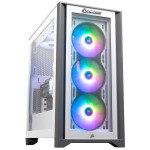 £3299.99, AlphaSync iCUE STRIX RTX 3080Ti AMD Ryzen 9 5900X 32GB RAM 4TB HDD 1TB SSD Gaming PC, AMD Ryzen 9 5900X, 32GB RAM, 4TB HDD, 1TB SSD, ASUS ROG STRIX RTX 3080Ti, WiFi, Windows 10 Home, 3 Year Warranty (1yr parts 3yr labour),