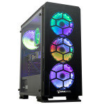 AlphaSync Gaming Desktop AMD Ryzen 3 4300GE 8GB RAM 480GB SSD GTX 1660 Windows 10 Home