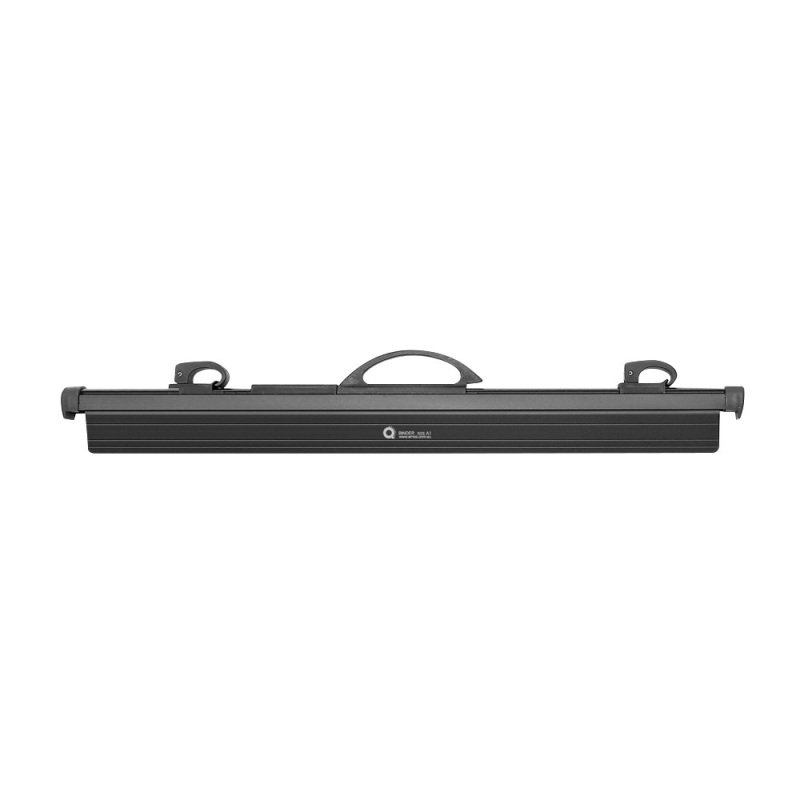 Arnos Hang-A-Plan QuickFile Front Load Binder with Cam Lever Full-leng