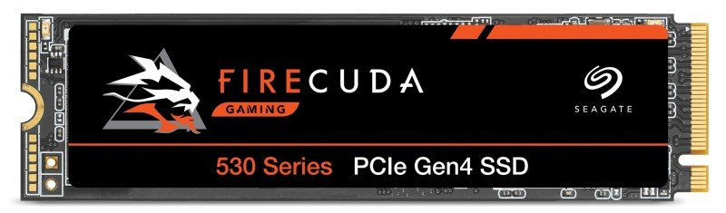Seagate FireCuda 530 4TB M.2 PCIe 4.0 NVMe SSD/Solid State Drive