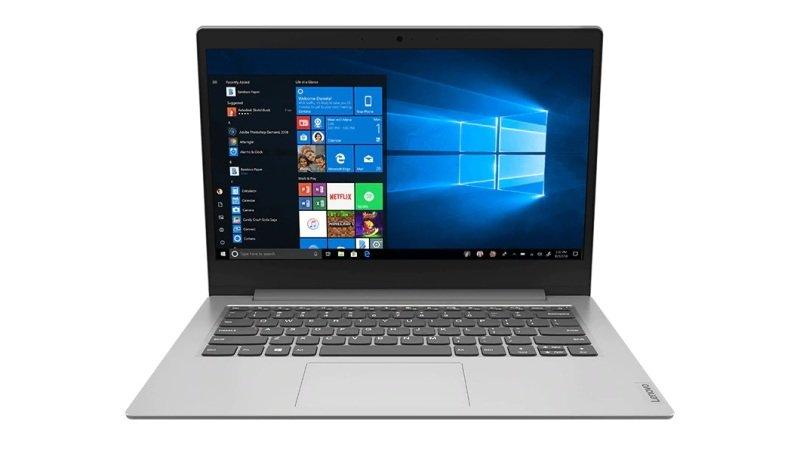 "Lenovo IdeaPad 1 Celeron N4020 4GB 64GB eMMC 14"" Win10 Home S Cloudbook"