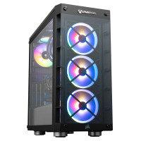 AlphaSync Gaming Desktop Intel Core i7 11700K 16GB RAM 2TB HDD 1TB SSD RTX 3070Ti WiFi Windows 10 Home