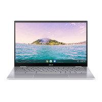 "ASUS Chromebook Flip C436FA Intel Core i5-10210U 8GB RAM 128GB SSD 14"" Full HD Touchscreen Chrome OS Convertible Laptop - C436FA-E10128"