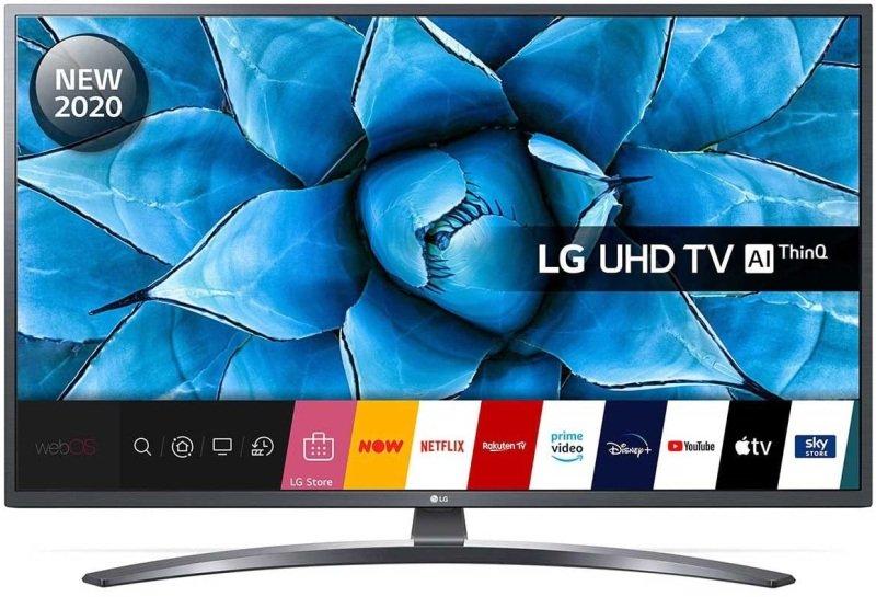 """LG 65UN74006LB 65"""" 4K Ultra HD Smart TV"""