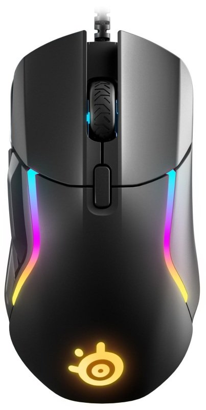 Steelseries Rival 5 Optical Gaming Mouse, USB