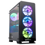 £1149.99, AlphaSync Gaming Desktop Intel Core i5 10400F 16GB RAM 1TB HDD 480GB SSD RX 6700 XT Windows 10 Home, Intel Core i5 10400F, 16GB RAM, 1TB HDD, 480GB SSD, NVIDIA GeForce RX 6700 XT, Windows 10 Home, 3 Year Warranty (1yr parts 3yr labour),