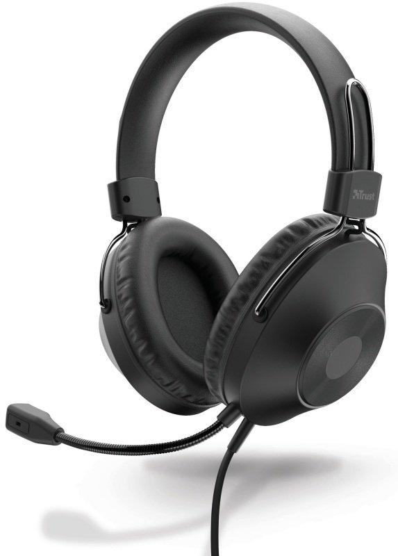 Image of Trust Ozo Over-Ear USB Headset