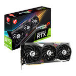 MSI GeForce RTX 3080 10GB GAMING Z TRIO LHR Ampere Graphics Card