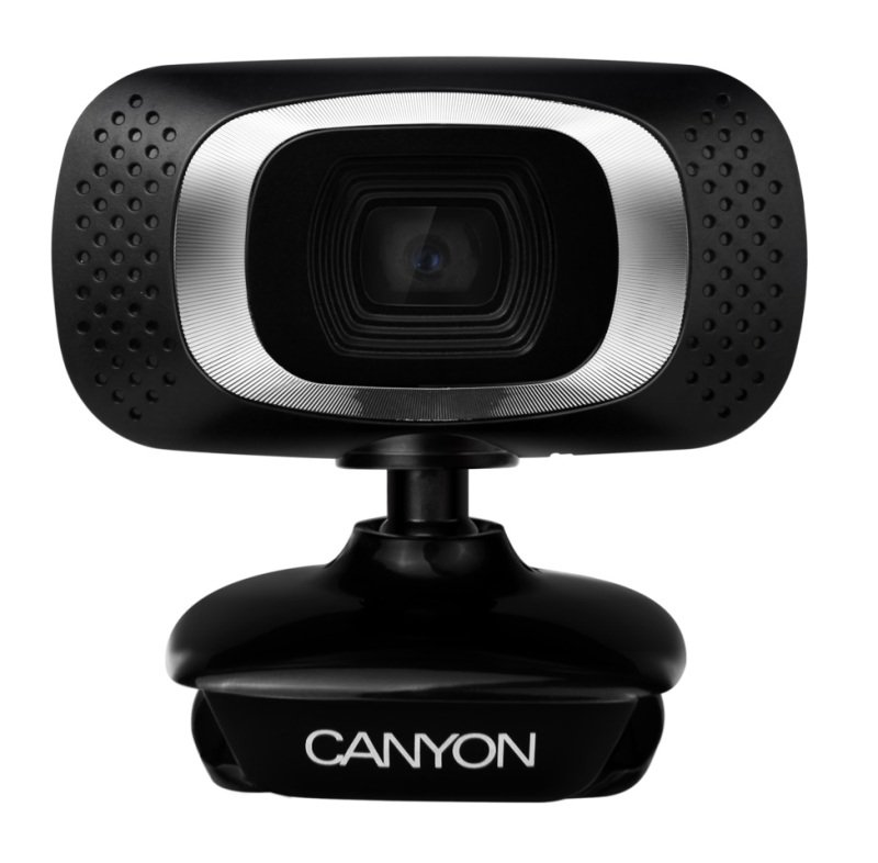 EXDISPLAY CANYON 720P HD webcam with USB2.0