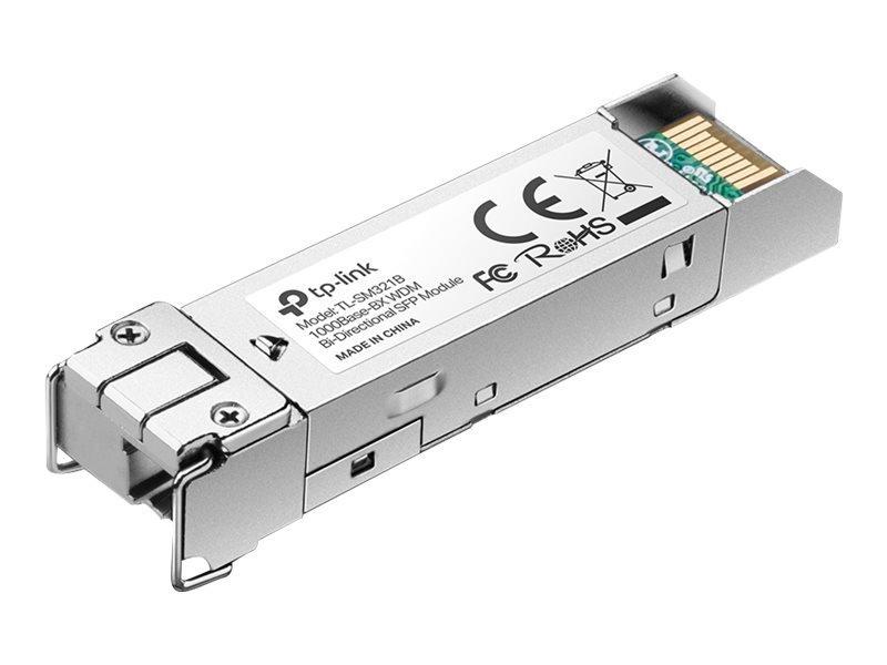 EXDISPLAY TP-Link TL-SM321B - V2 - SFP (mini-GBIC) Transceiver Module - GigE