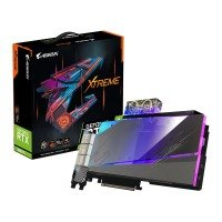 Gigabyte GeForce RTX 3080 Ti 12GB GDDR6X AORUS XTREME WATERFORCE WB Graphics Card