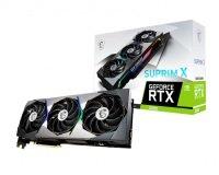 MSI GeForce RTX 3080 SUPRIM X 10GB LHR Graphics Card
