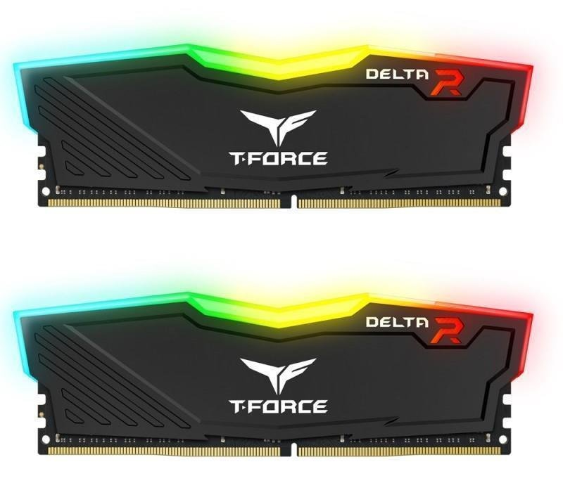 Team T-Force Delta Rgb 16GB (2x 8GB) 3600MHz DDR4