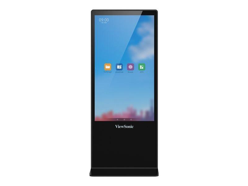 "ViewSonic EP5542T ePoster Series - 55"" LED-Backlit LCD Display - 4K"