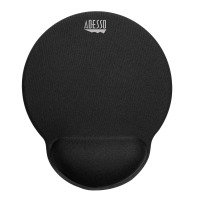 Adesso Truform P200 Mouse Pad with Memory Foam Wrist Support