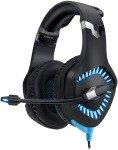 Adesso Xtream G3 Virtual 7.1 Surround Sound Gaming Headphones
