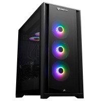 AlphaSync iCUE STRIX RX 6900 XT AMD Ryzen 9 5900X 32GB RAM 4TB HDD 1TB SSD Gaming PC