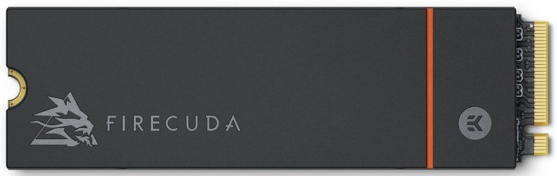Seagate FireCuda 530 500GB Internal SSD - M.2 PCIe Gen4, Heatsink (ZP500GM30023)