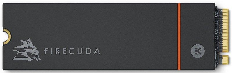 Seagate FireCuda 530 4TB Internal SSD - M.2 PCIe Gen4, Heatsink  (ZP4000GM30023)